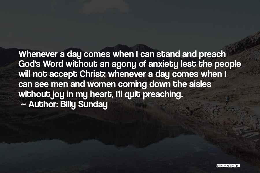 Billy Sunday Quotes 2110613