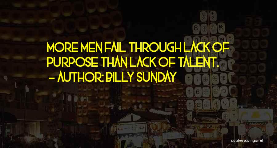 Billy Sunday Quotes 2165772