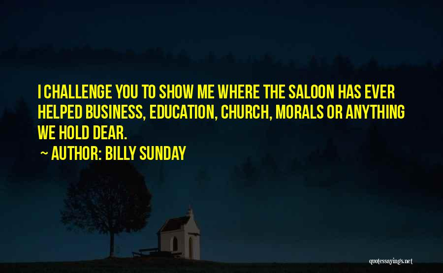 Billy Sunday Quotes 348554