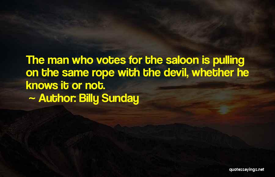 Billy Sunday Quotes 401226