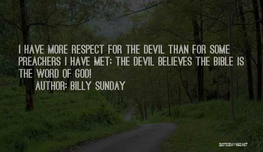 Billy Sunday Quotes 480907