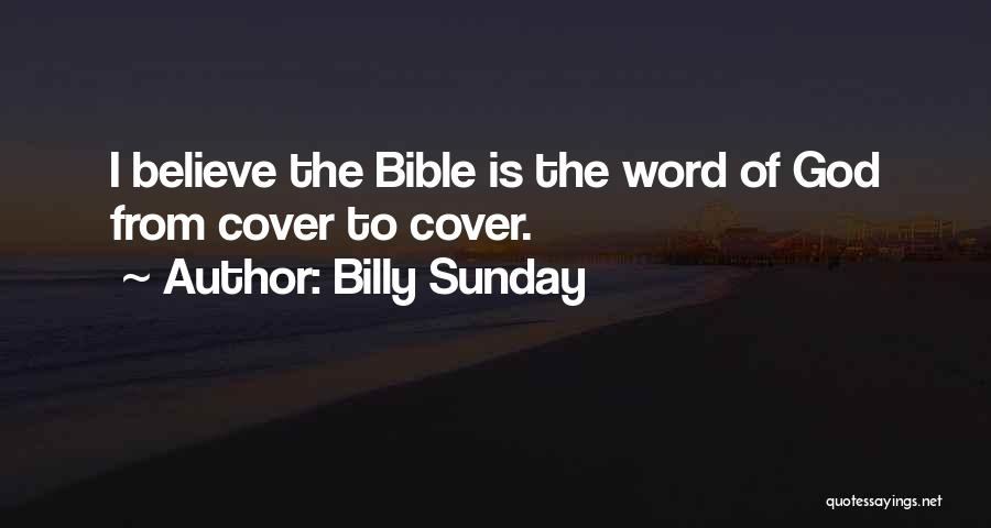 Billy Sunday Quotes 547153