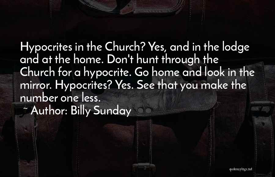 Billy Sunday Quotes 559905