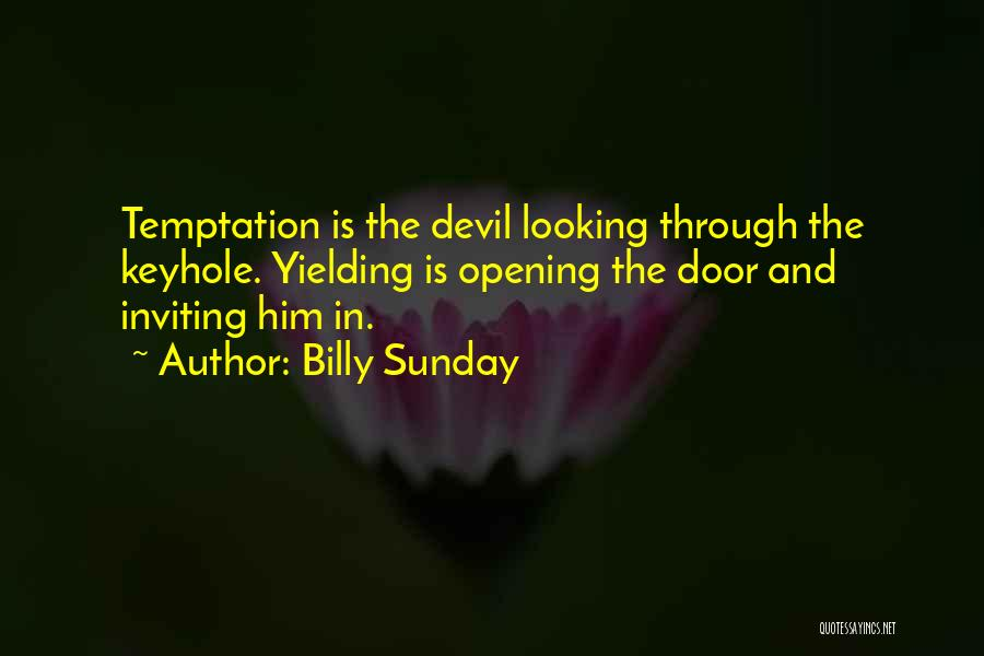 Billy Sunday Quotes 701032