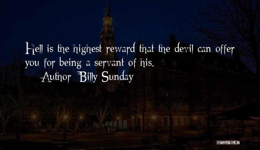 Billy Sunday Quotes 871309