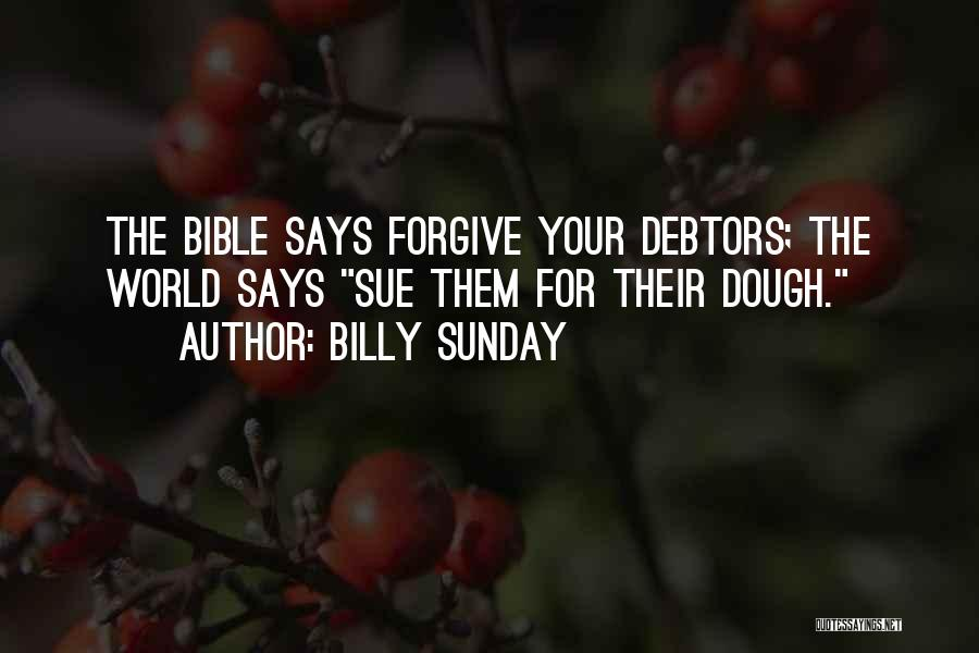 Billy Sunday Quotes 929809