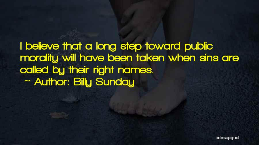 Billy Sunday Quotes 980426