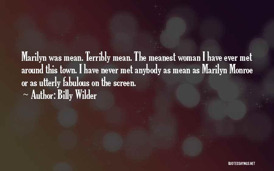 Billy Wilder Quotes 1160628