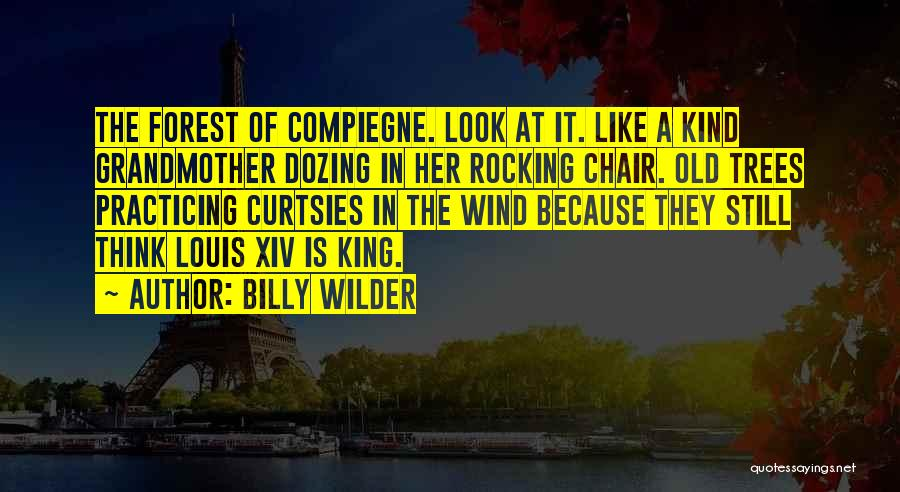 Billy Wilder Quotes 1208345