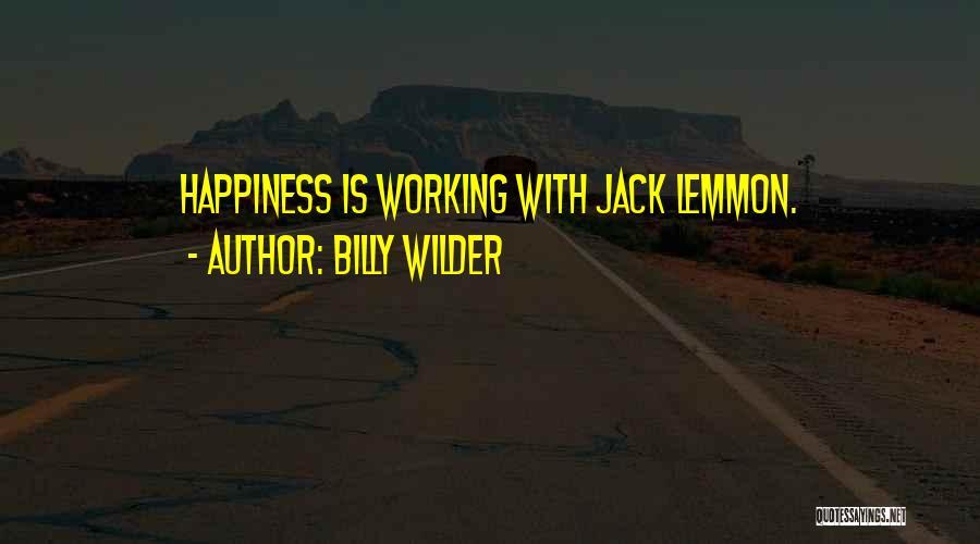 Billy Wilder Quotes 1336417