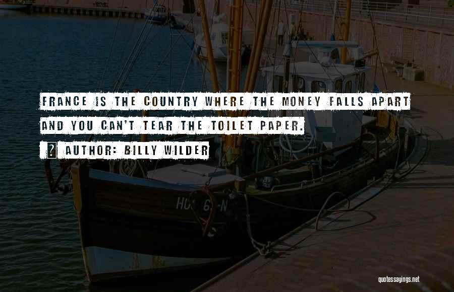 Billy Wilder Quotes 1727046