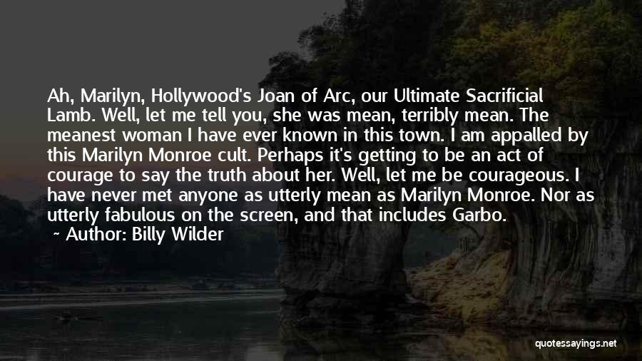 Billy Wilder Quotes 1939618