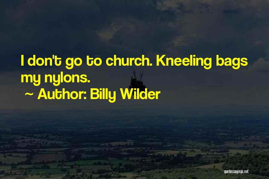 Billy Wilder Quotes 199221