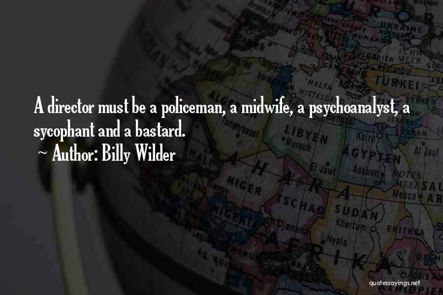 Billy Wilder Quotes 2013452