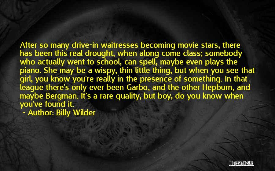 Billy Wilder Quotes 2100397