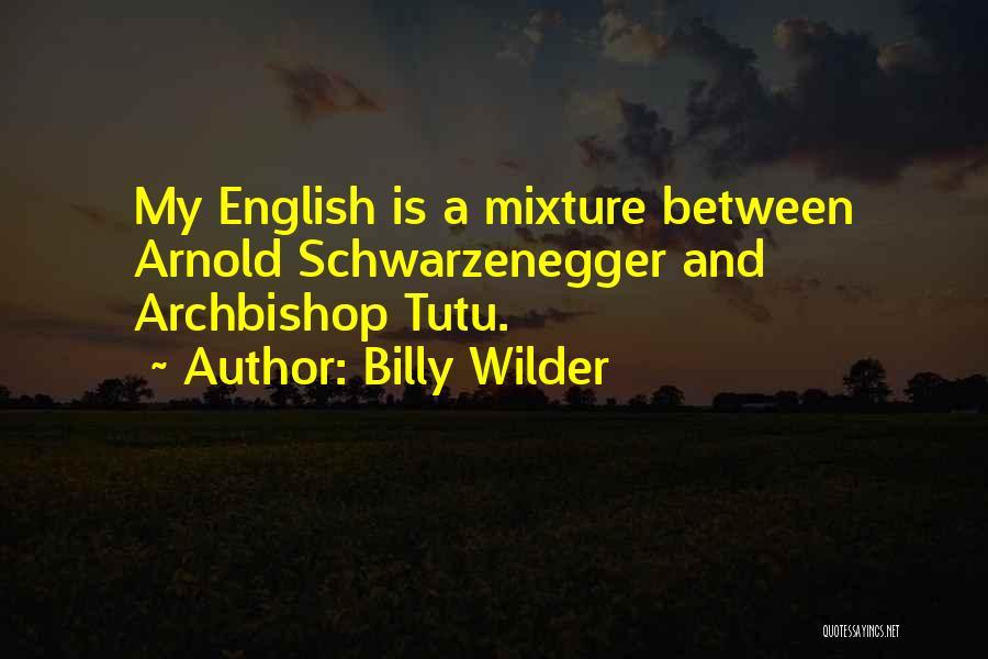 Billy Wilder Quotes 2131235