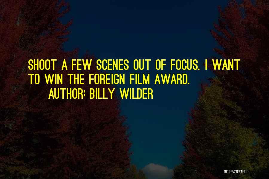 Billy Wilder Quotes 2202749
