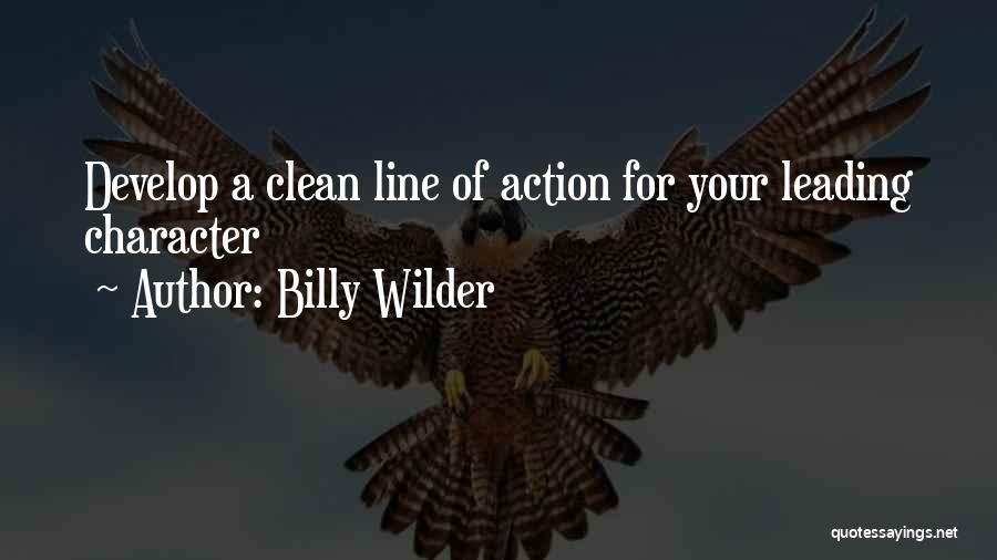 Billy Wilder Quotes 642292