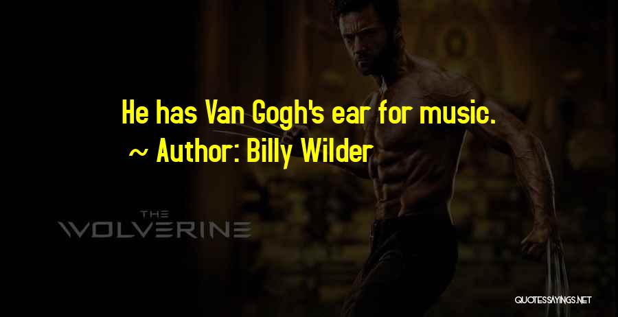 Billy Wilder Quotes 838241