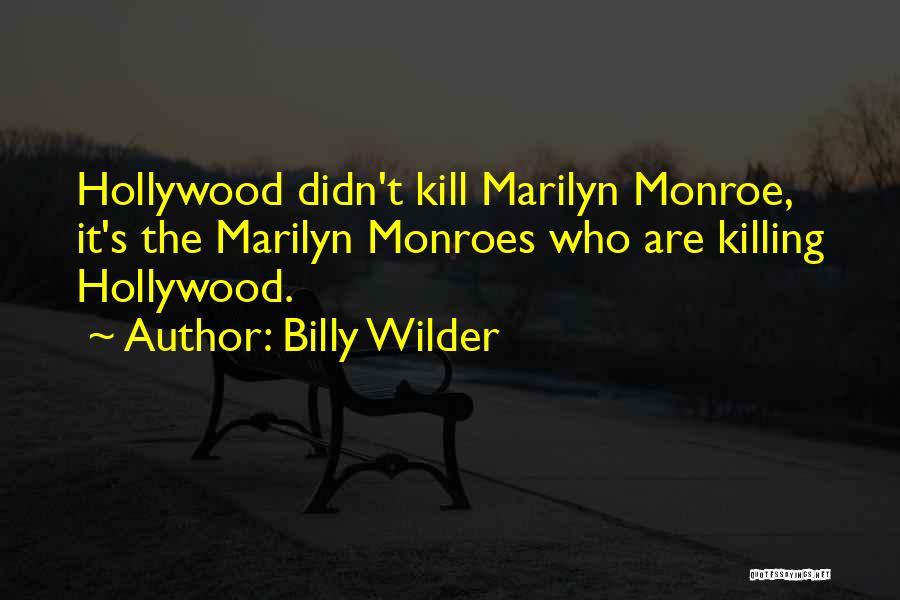 Billy Wilder Quotes 842121