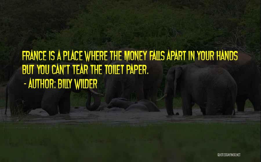 Billy Wilder Quotes 857351