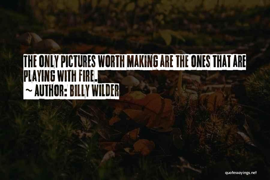 Billy Wilder Quotes 887270