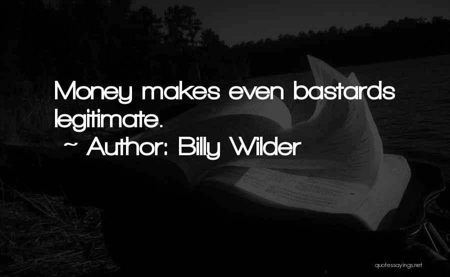 Billy Wilder Quotes 949662