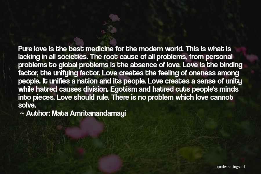 Binding Love Quotes By Mata Amritanandamayi