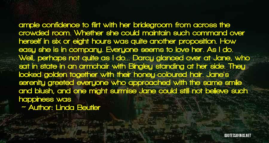 Bingley Quotes By Linda Beutler