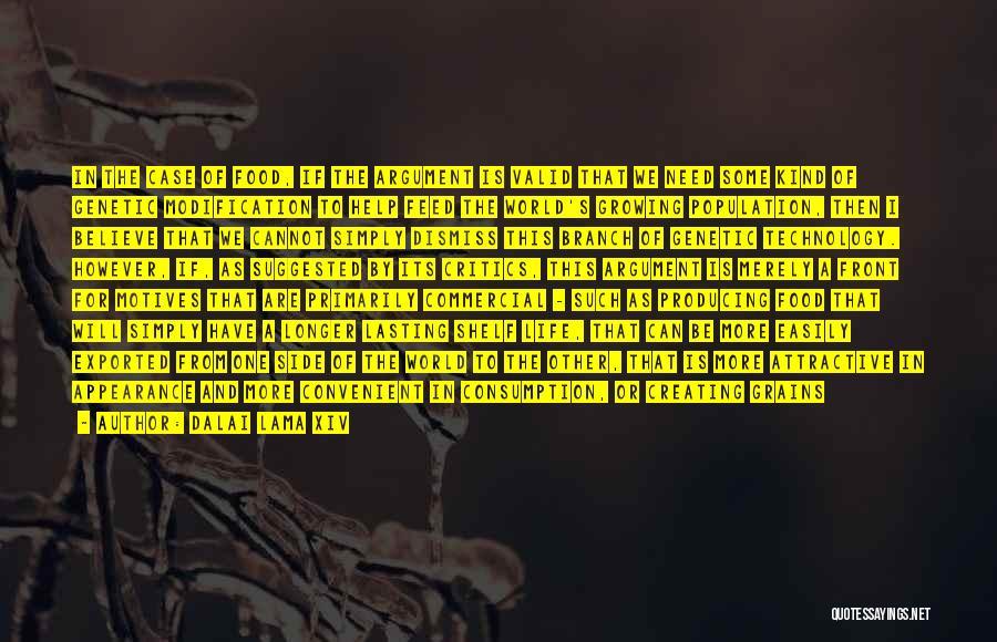 Biotech T-shirt Quotes By Dalai Lama XIV