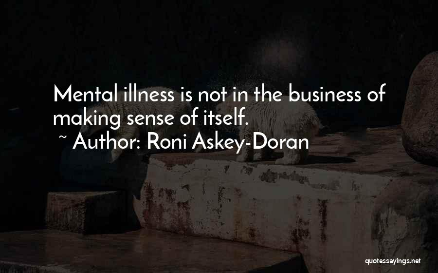 Bipolar Depression Quotes By Roni Askey-Doran