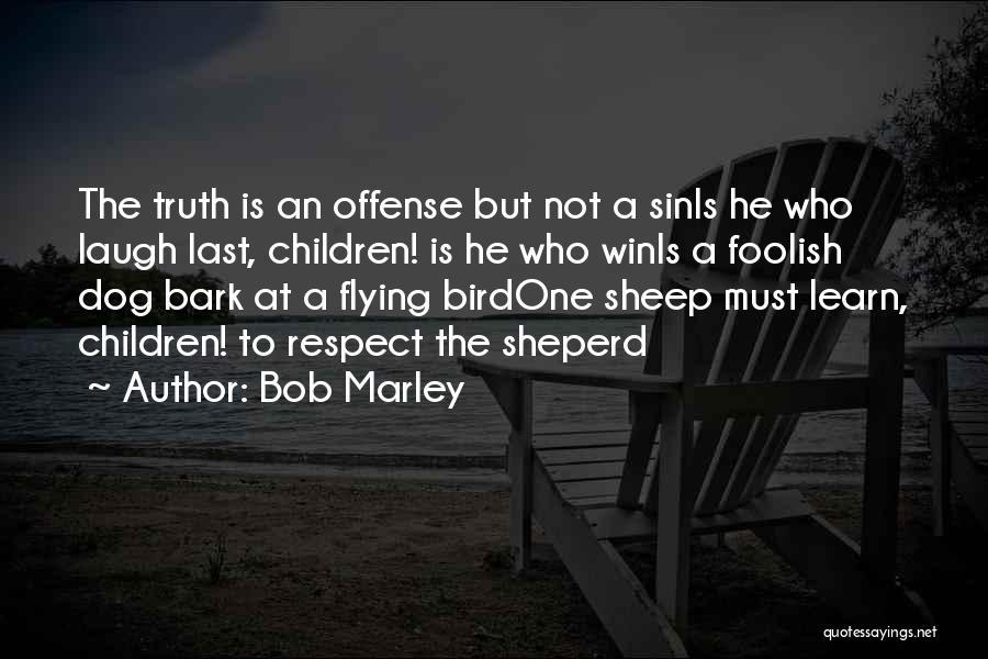 Bird Dog Quotes By Bob Marley