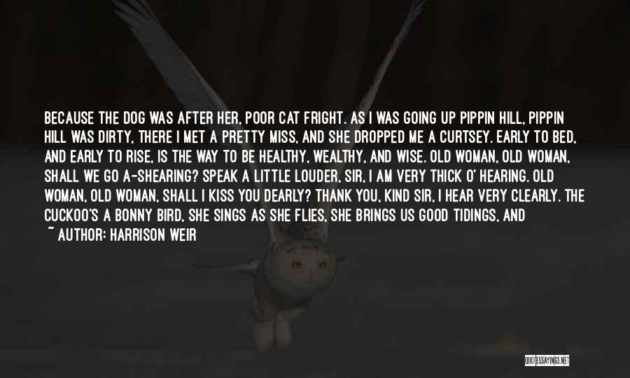Bird Dog Quotes By Harrison Weir