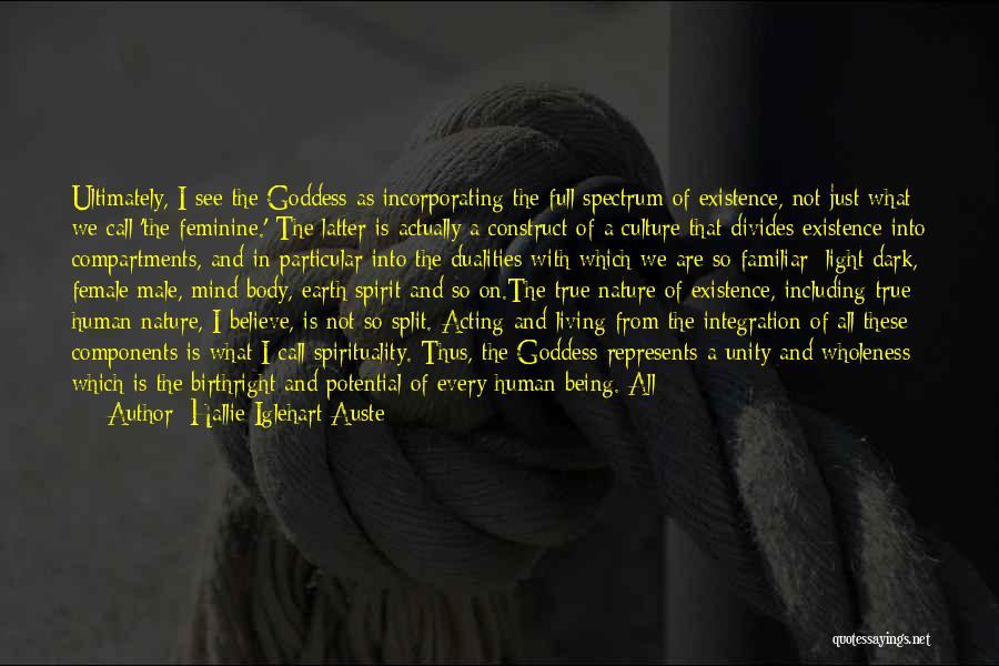 Birthright Quotes By Hallie Iglehart Auste
