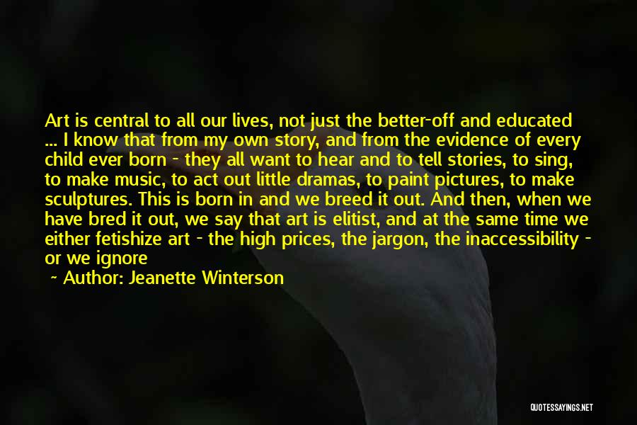 Birthright Quotes By Jeanette Winterson