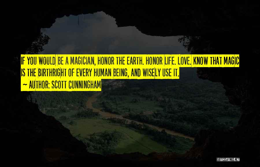 Birthright Quotes By Scott Cunningham