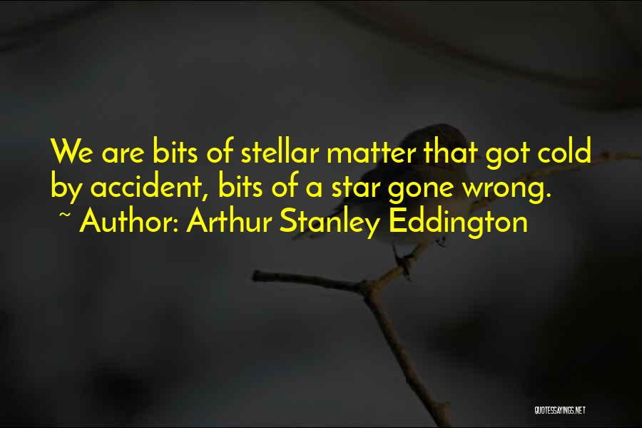 Bits Quotes By Arthur Stanley Eddington