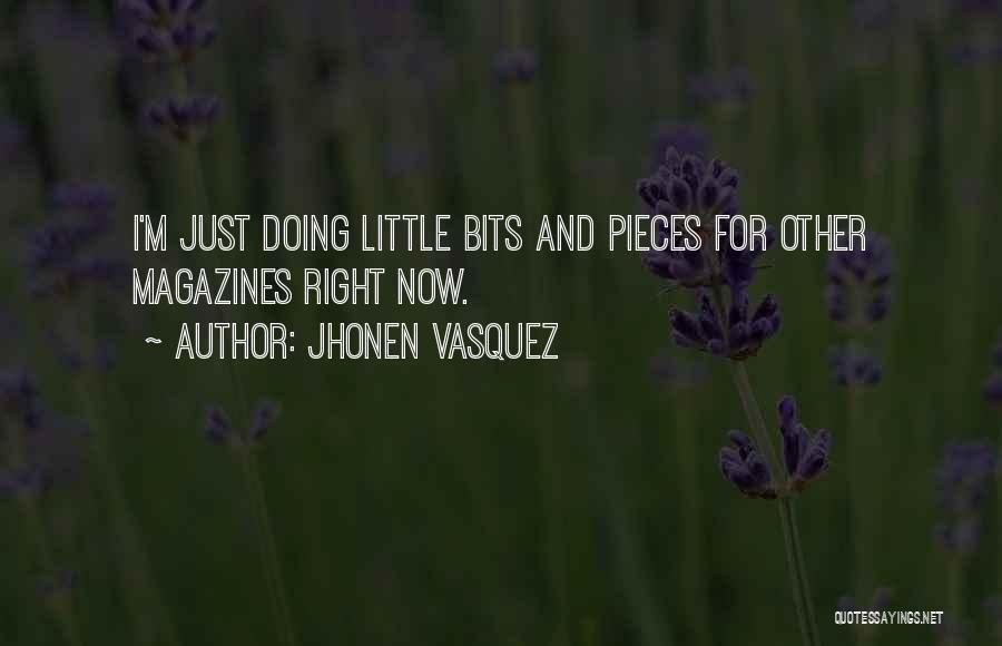 Bits Quotes By Jhonen Vasquez