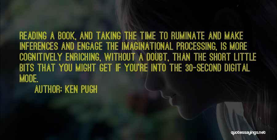 Bits Quotes By Ken Pugh
