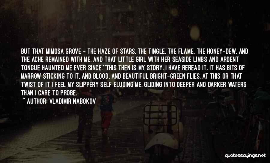 Bits Quotes By Vladimir Nabokov