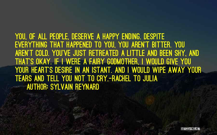 Bitter Cold Quotes By Sylvain Reynard