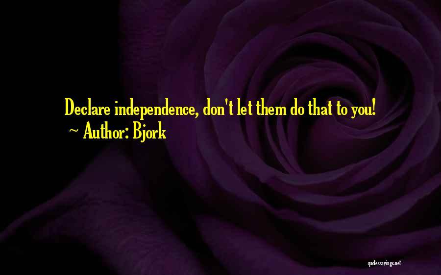 Bjork Quotes 484012