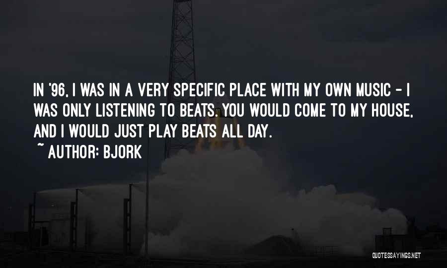 Bjork Quotes 518577