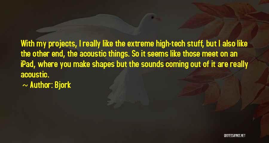 Bjork Quotes 704290
