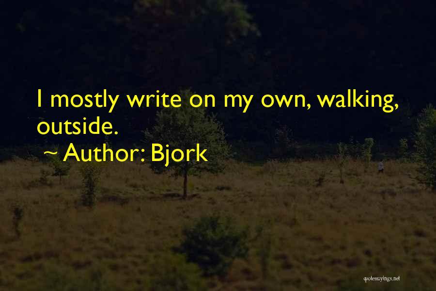 Bjork Quotes 766788