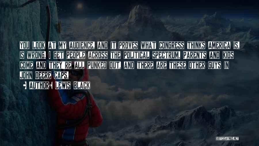 Black Caps Quotes By Lewis Black
