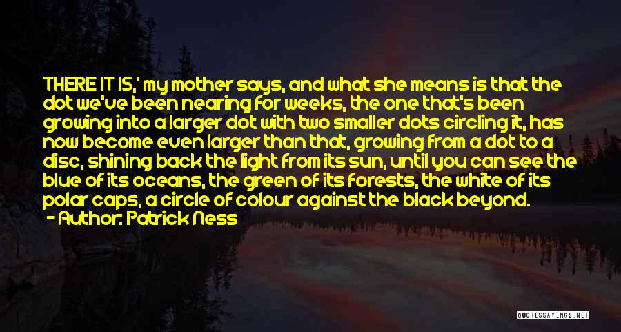 Black Caps Quotes By Patrick Ness