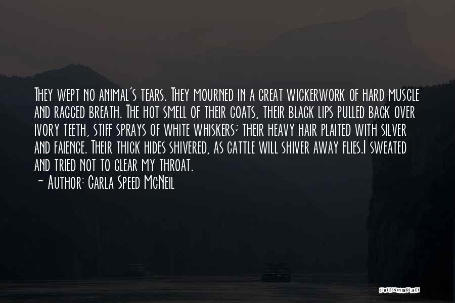 Black Coats Quotes By Carla Speed McNeil