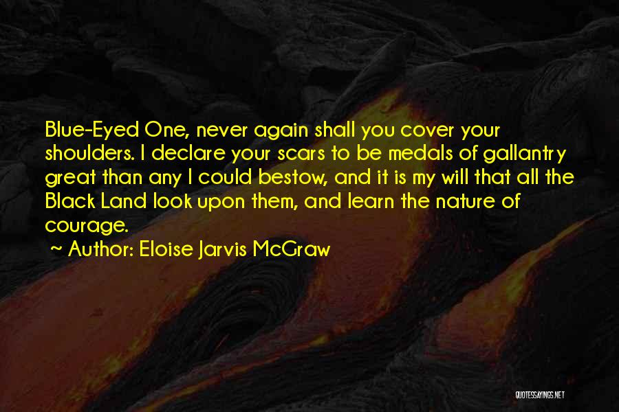 Black Eyed Please Quotes By Eloise Jarvis McGraw