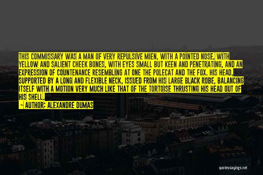 Black Eyes Quotes By Alexandre Dumas